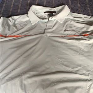 Nike Tiger Woods Golf Polo Size XL